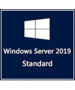 Windows Server 2019 Standard Key & Download - $236,88 MXN