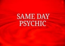 Same Day Psychic Reading accurate emergency psychic reading casting - $25.00+