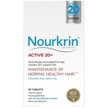 Nourkrin Active 20+ Tablets x 30 - $33.68