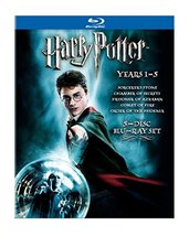 Harry Potter Years 1-5 [Blu-ray] (2008)