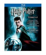 Harry Potter Years 1-5 [Blu-ray] (2008) - $14.95