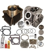 ZOOM ZOOM PARTS FITS HONDA CT 70 CT70 CYLINDER PISTON RINGS GASKET CYLIN... - $59.95