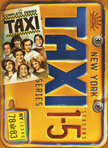 Taxi 17-Discs Set DVD 2014 Brand New Sealed - $47.50