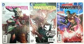 Martian Manhunter 5 6 7 Volume 4 December 2015 DC Comics Lot Set New 52 - $6.89