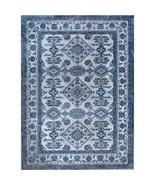 Bazaar Elegance Gray/Blue 8 ft. x 10 ft. Indoor Area Rug - $295.00
