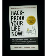 Hack-Proof Your Life Now! : The New Cybersecurity Rules: Protect Your Em... - $12.30