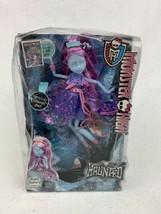 Monster High Haunted Kiyomi Haunterly Student Spirits Doll Fashionista G... - $118.77
