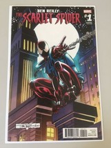 Ben Reilly Scarlet Spider (2017) #1C 1 in 20 limited NM Near Mint - $16.83