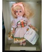 1992 Effanbee Doll Company Story Book Series Goldilocks Doll MV164 Retir... - $99.99
