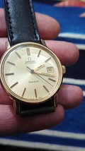 Men's Omega Automatic Geneve Swiss Made Original watch SS - $594.00