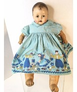 """Vintage Ideal Doll P200  Crier - Works - Sleepy Eyes  Made In USA 23"""" As Is - $53.00"""