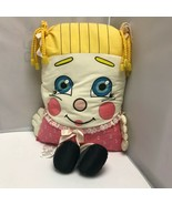 Rare Vintage 1985 Pillow People Sweet Dreams Pink Blond Girl Stuffed Toy... - $199.99