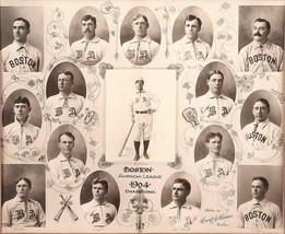 1904 Boston Red Sox 8X10 Team Photo Baseball Picture Al Champs Mlb - $3.95