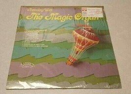 Travelling With The Magic Organ Ranwood RECORD ALBUM R-8116 Shrink Wrap ... - $4.90