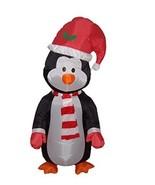 4 Foot Christmas Inflatable Penguin pinguino inflable decoracion navidad... - $48.38