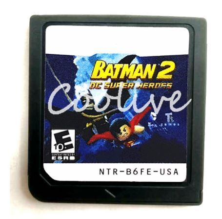 Batman 2  Nintendo DS - Cartridge Only - NTSC