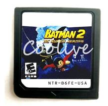 Batman 2  Nintendo DS - Cartridge Only - NTSC - $19.99