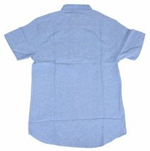 Akomplice Akman Short Sleeve Button-UP Men's Shirt NWT image 3
