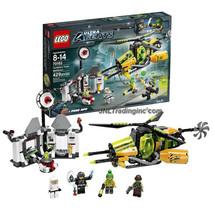 NEW 2014 LEGO Ultra Agents Series Set #70163 - TOXIKITA'S TOXIC MELTDOWN... - $79.99