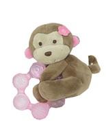Carter's scimmia peluche con massaggiagengive - $7.86
