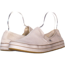 UGG Australia 5215 Slip On Sneakers, White Gold 506, White Gold, 10 US - $34.55