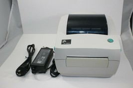 Zebra LP2844 LP 2844 Thermal Label Barcode Printer USB Parallel IEEE 1284 OEM - $110.95