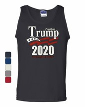 Keep America Great Tank Top President Trump 2020 MAGA Republican Sleeveless - $9.90+