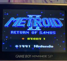Metroid II Return of Samus Game Boy GB Japan import US Seller - $33.81
