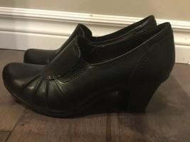 Earth Spirit Classics Claudia Women's Slip-on Loafers Black size 6.5 - $23.33