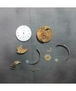 1894 Elgin Pocket Watch Parts - $13.09