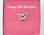 Happy 13th Birthday Gift for Girl, Birthday Gift for 13 Year Old Girl