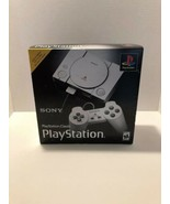 Brand New Sony PlayStation Classic Console with 20 built in Games! - $74.25