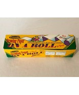 Crayola Easel Roll of Drawing Paper 50 Feet Long New Open Box - $4.99