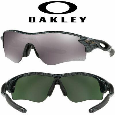 New Oakley Radarlock Path Asian Fit Carbon Fiber w/Prizm Blk Iridium OO9206-4438