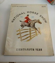 1968 National Horse Show Official Magazine 85th Year - $9.85