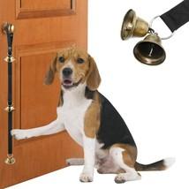 Dog Potty Training Bell Doorbell Adjustable for Housebreaking Housetrain... - €21,46 EUR