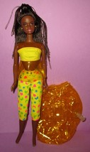 Barbie Asha Nichelle Christie Black African American Sit in Style AA Doll Chair - $15.00