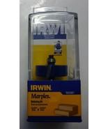 "Irwin 1900987 1/2"" x 1/2""  Rabbeting Router Bit 1/4"" Shank - $9.90"