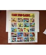 USA United States Comic Strip sheet mnh 1996     stamps - $13.50