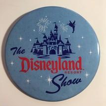 The Disneyland Resort Show Button Badge Sleeping Beauty Castle Tinker Bell - $9.90