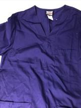 Cherokee Scrub Top Purple XXS New - $14.80