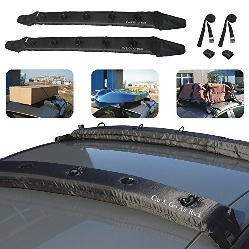 Tirol Auto Air Inflatable Roof Rack Cargo Carrier Top Roof