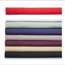 Concierge Collection Matte Satin 4-piece Microfiber Sheet Set, Size Full... - $31.90