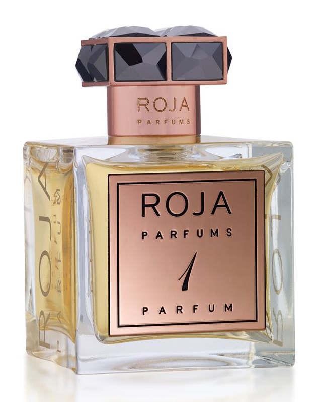PARFUM DE LA NUIT 1 by ROJA DOVE 5ml Travel Spray PACTCHOULI STYRAX CIVET PARFUM