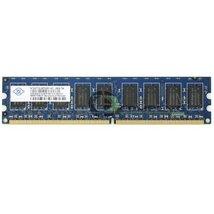 NANYA 2GB PC2-6400 DDR2 ECC ROHS MEMORY MODULE NT2GT72U8PD0BY-AD - $59.39