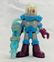 Fisher Price Imaginext Mr Freeze DC Super Friends With Ice Gun Action Fi... - $7.99