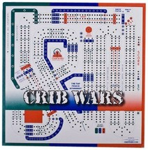 crib wars board game - $29.57