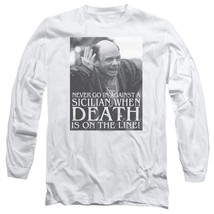 The Princess Bride t-shirt Retro 80s Vizzini long sleeve graphic tee PB157 image 1
