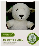 Bedtime Buddy Dexbaby Sheep Night Time Pal New with soothing sounds - $30.68