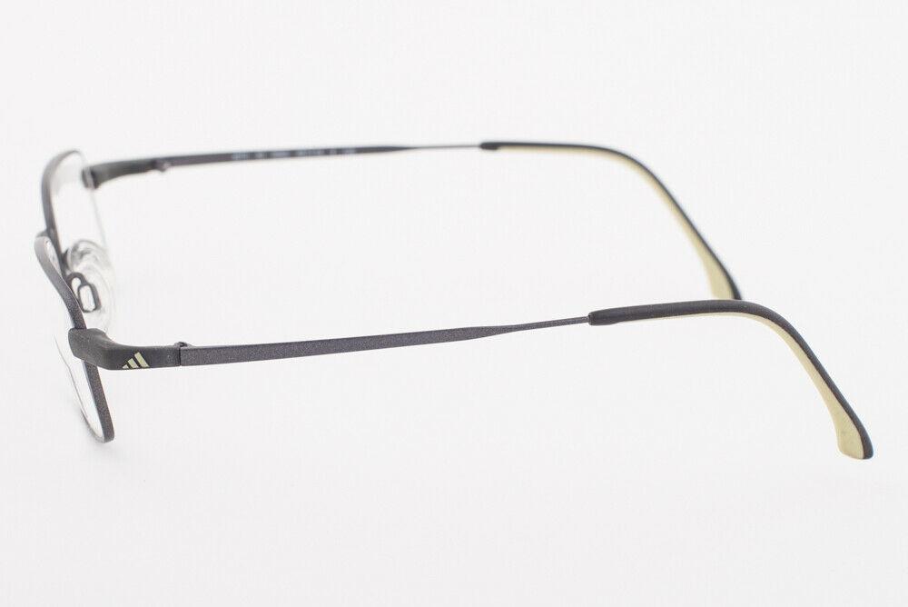 Adidas A973 40 6060 SLEEK Khaki Green Eyeglasses 973 406060 45mm